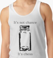 It's Not Cance, It's Chess Tank Top