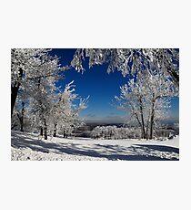 Blue Knob Photographic Print