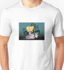 Twisted Tales - Goldilocks Tee and iPhone Case T-Shirt