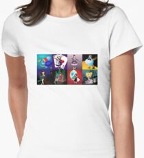 Twisted Tales - the complete series Women's Fitted T-Shirt