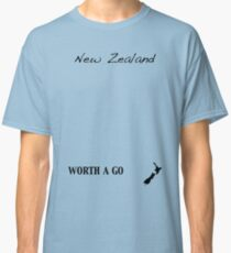 New Zealand - Worth A Go Classic T-Shirt