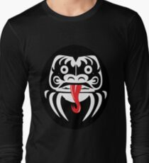 Hardcore Daruma Long Sleeve T-Shirt