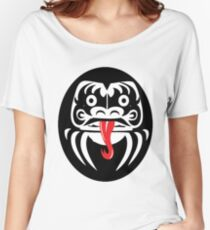 Hardcore Daruma Women's Relaxed Fit T-Shirt