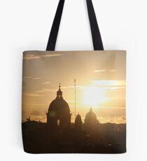 Rom Sunset Tote Bag