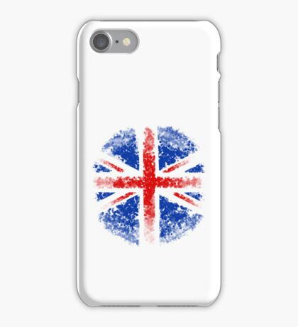 Dotty Union Flag iPhone Case/Skin