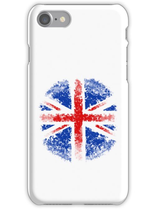 Dotty Union Flag by babibell