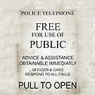 police telephone by ibx93