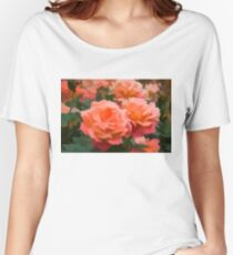 Happy, Fragrant Roses - Impressions of June Women's Relaxed Fit T-Shirt