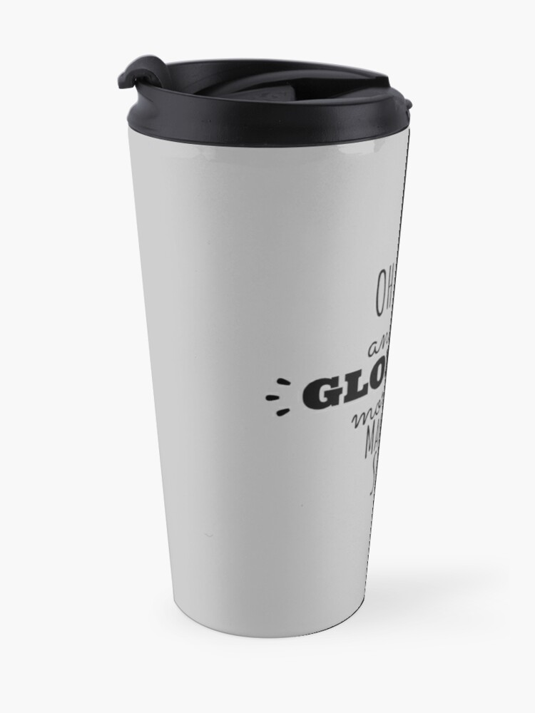 Alternate view of Glorious Morning Travel Mug