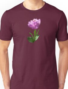 Fancy Pink Tulip Unisex T-Shirt