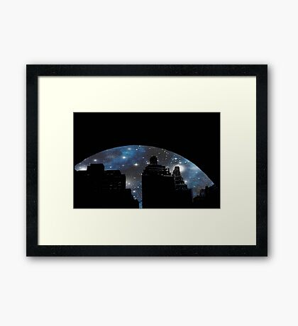 New York © Framed Print