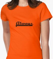 Castle&Beckett - Always Women's Fitted T-Shirt
