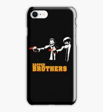 Zapper Brothers iPhone Case/Skin