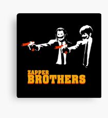 Zapper Brothers Canvas Print
