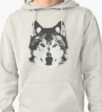 Digital Wolf Mosaic T-Shirt