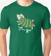 Watermelon Pugi Slim Fit T-Shirt