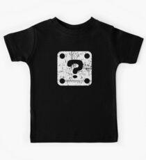 Mario Question Block Kids Tee