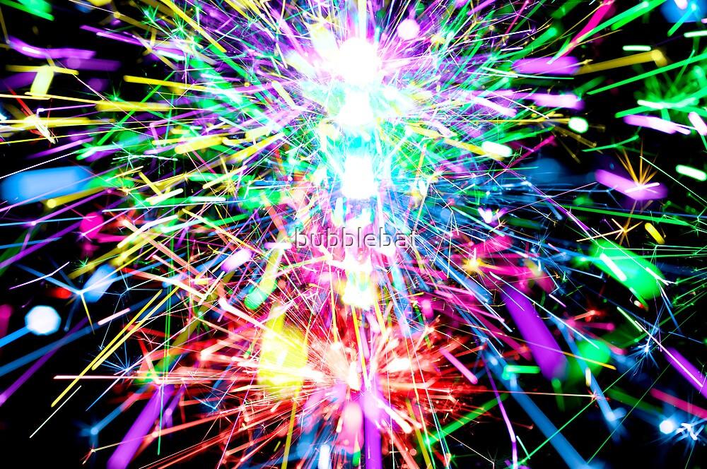 Sparkler by bubblebat