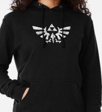 Zelda Triforce Symbol Lightweight Hoodie