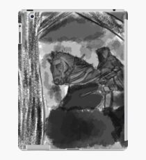 The Dark Horseman iPad Case/Skin