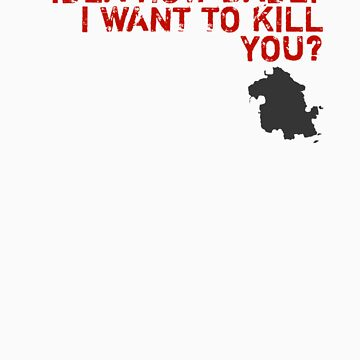 LOST I Want To Kill You by GreenPenguin