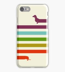 (Very) Long Dachshund iPhone Case/Skin