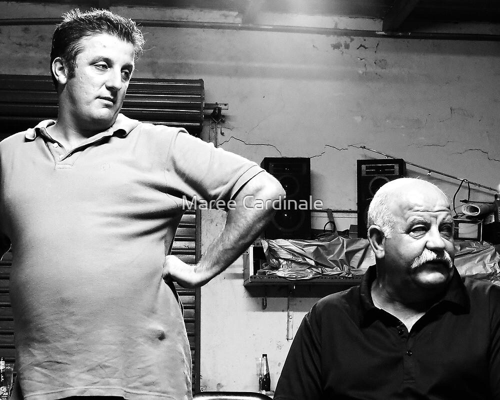 Like father, like son by Maree Cardinale