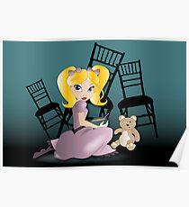 Twisted Tales - Goldilocks Poster