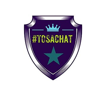 #TOSAChat Sticker by Kmartintahoe
