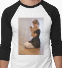 Ballet dreams Men's Baseball ¾ T-Shirt
