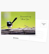 Card 1 Postcards