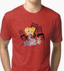 Twisted Tales - Goldilocks - Tee Tri-blend T-Shirt