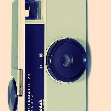 Kodak Instamatic 28 by rosscojj