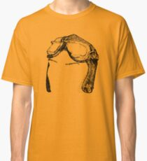Dotwork Retro Aviator Goggles Classic T-Shirt