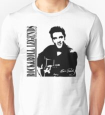 ELVIS PRESLEY - LEGENDS OF ROCK AND ROLL Unisex T-Shirt