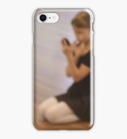 Ballet dreams iPhone Case/Skin