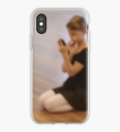 Ballet dreams iPhone Case