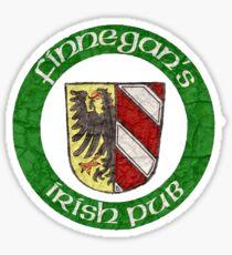 Finnegan's Irish Pub Nuremberg  Sticker