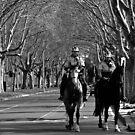 Mounted Police by Lanii  Douglas