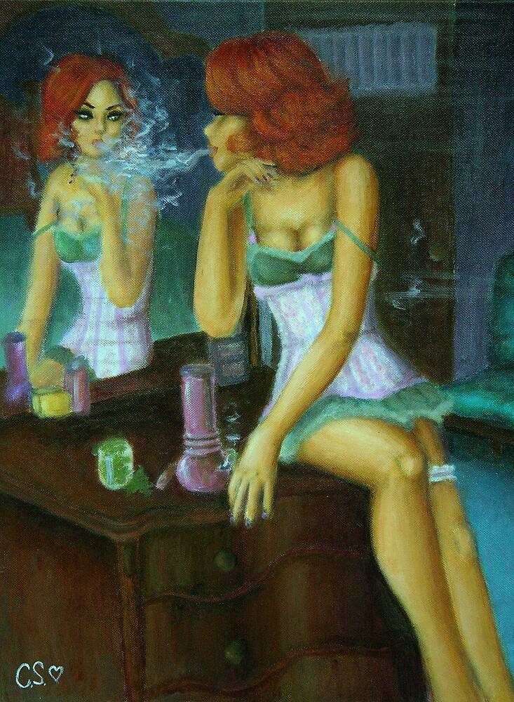 Mary Jane Floyd by CSArtworks