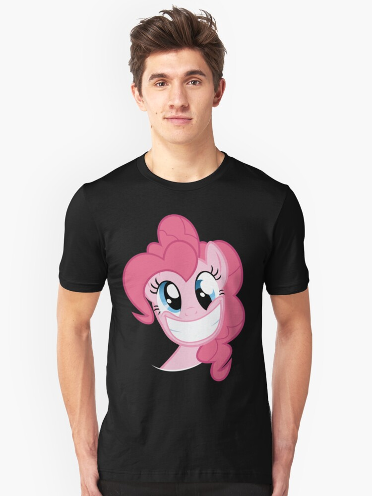 Pinkie Pie Party in my Head no text by Kuzcorish