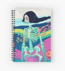 Esquimal Spiral Notebook