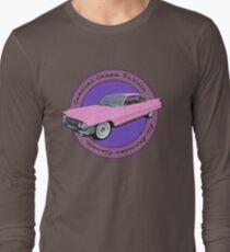 Pink Cadillac - Classic American Retro Car  T-Shirt