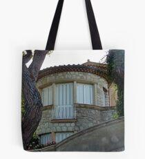 A House On Cap Ferrat Tote Bag