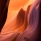 Sandstone Waves by Stephen Beattie