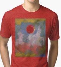 Goodbye Red Balloon Tri-blend T-Shirt