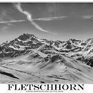 fletschhorn by paolo amiotti