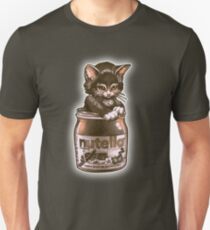 Kitten <3 Nutella Unisex T-Shirt