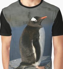 Gentoo Penguin  Graphic T-Shirt