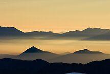 Andean Sunset II by Stephen Beattie